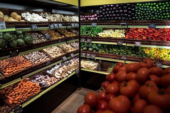 Rayon des fruits et légumes | Photos: Pixabay