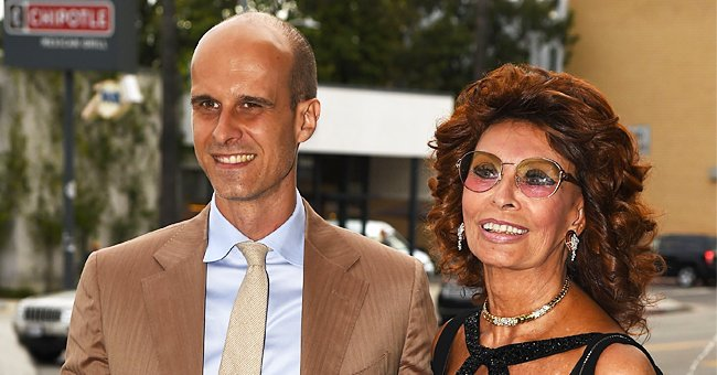 Closer Weekly: Sophia Loren's Son Edoardo Got Her to Come Out of Retirement for His Movie
