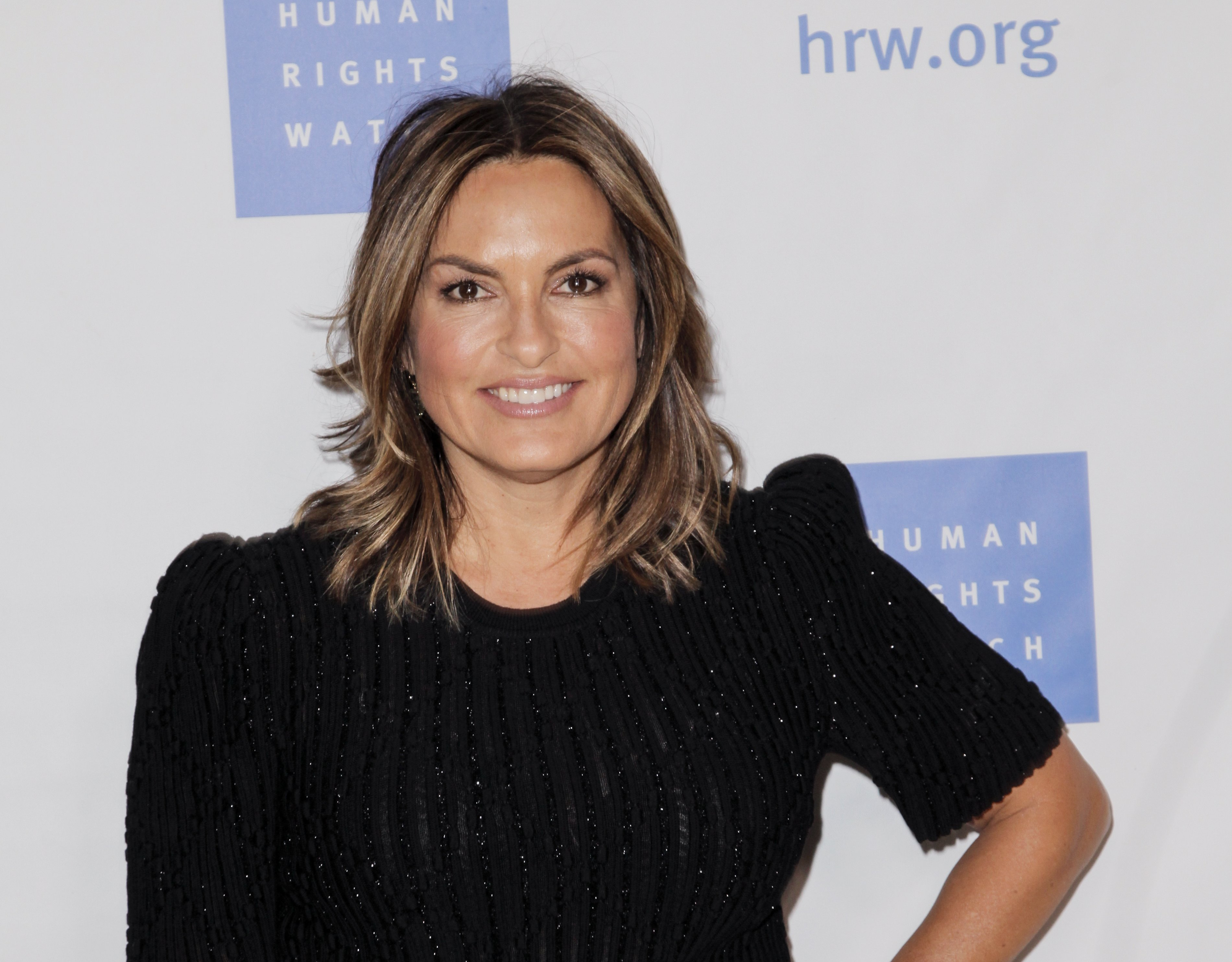 Mariska Hargitay attends the annual Voices for Justice Dinner hosted by Human Rights Watch. | Source: Getty Images