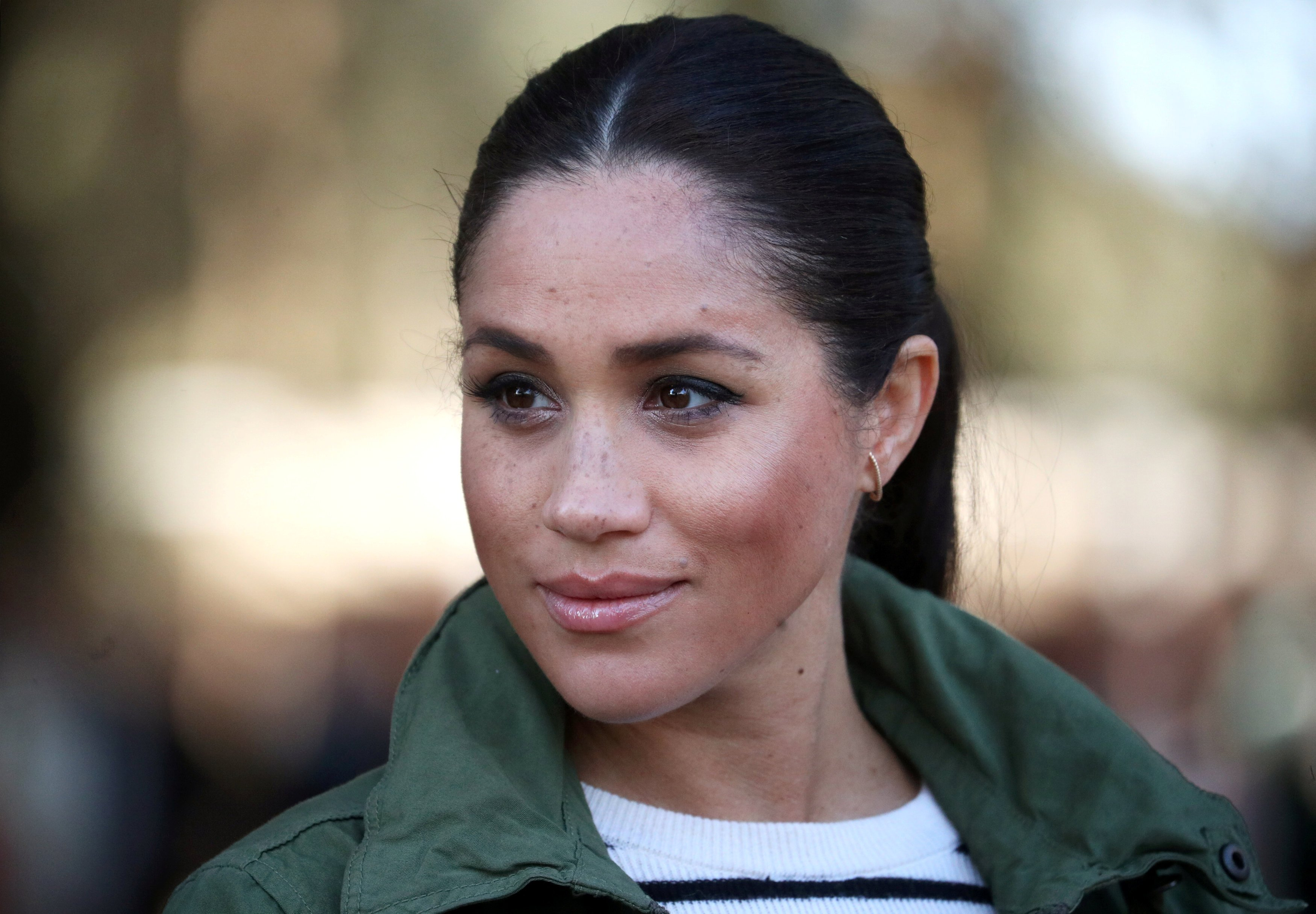 Meghan Markle during a visit to Morocco with Prince Harry in February 2019| Photo: Getty Images