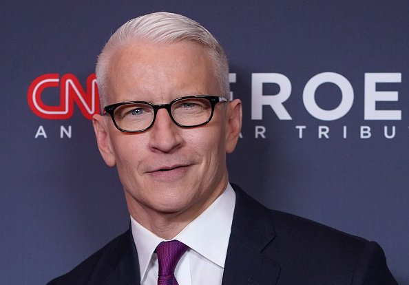 Anderson Cooper at the American Museum of Natural History on December 08, 2019. | Photo: Getty Images