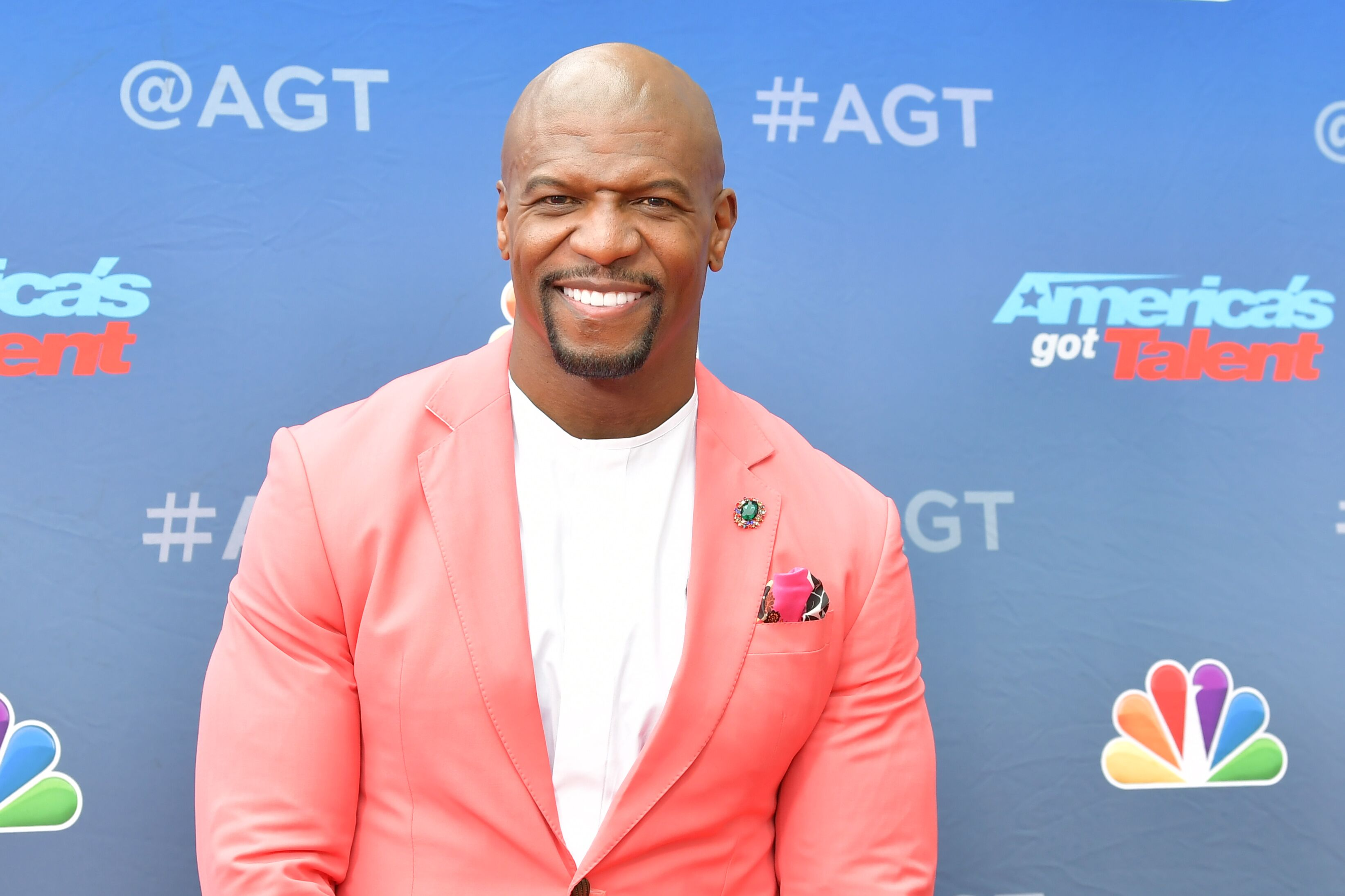 "Terry Crews attends NBC's ""America's Got Talent"" Season 14 Kick-Off. 