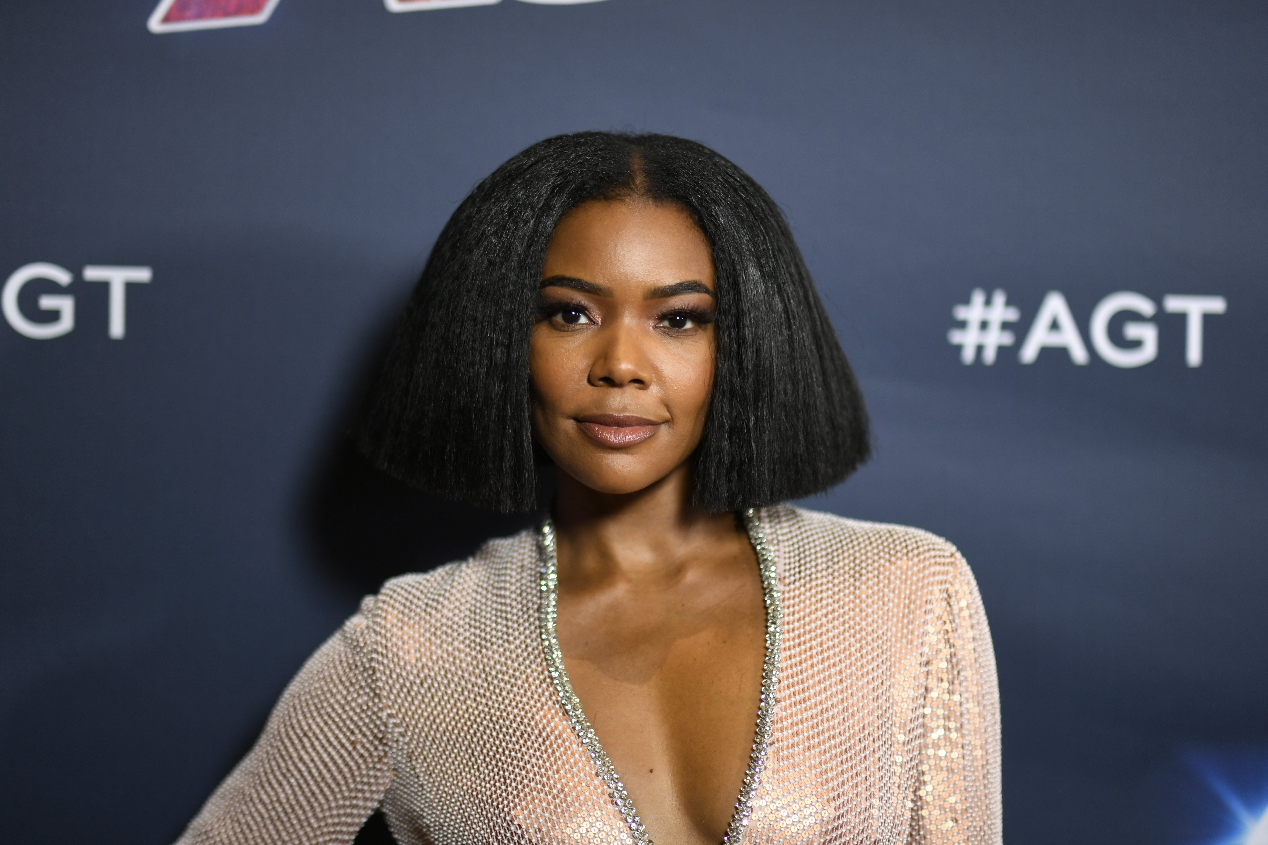"""Gabrielle Union attends """"America's Got Talent"""" Season 14 Finale Red Carpet at Dolby Theatre  