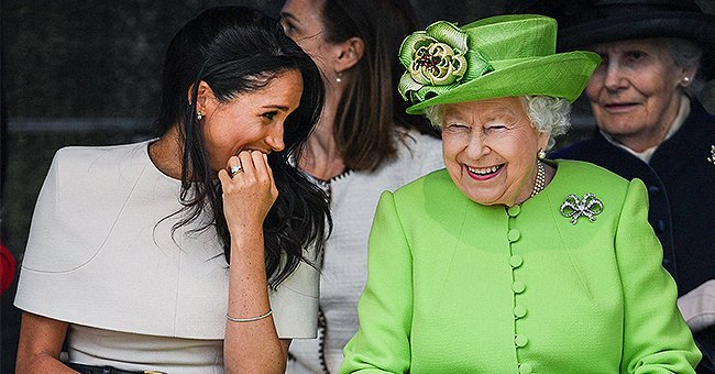 How Queen Elizabeth Greeted Meghan Markle on Her 39th Birthday –– Check Out the Sweet Post