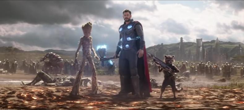 Image Credits: Youtube/Looper - Marvel/Infinity Wars
