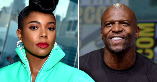 Gabrielle Union Reacts after Terry Crews Defends 'America's Got Talent' & Praises Its Diversity