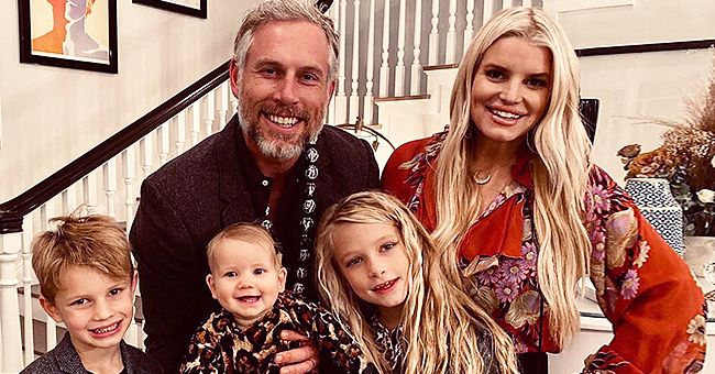 Jessica Simpson Has Been Married to Eric Johnson for 5 Years & They Have 3 Look-Alike Kids