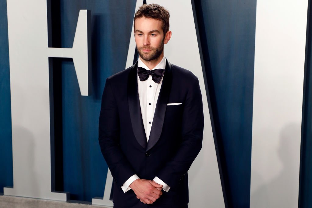 Chace Crawford attends the Vanity Fair Oscar Party at Wallis Annenberg Center for the Performing Arts on February 09, 2020. | Photo: Getty Images
