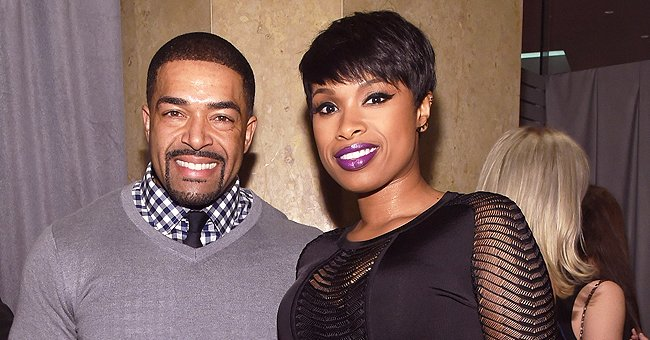 Jennifer Hudson's Ex David Otunga Helps Their Only Son with Homeschool in a Heartwarming Photo