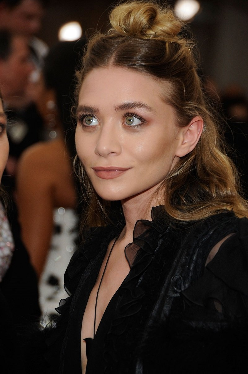 Ashley Olsen on May 4, 2015 in New York City   Photo: Getty Images
