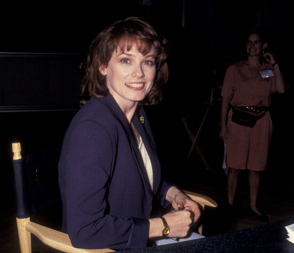 Isabel Glasser on July 11, 1993 at the Las Vegas Convention Center in Las Vegas, Nevada. | Photo: Getty Images