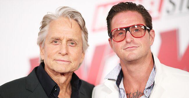 Michael Douglas's Son Cameron Flirts with His Baby Mama after Seeing Her New Gorgeous Photo