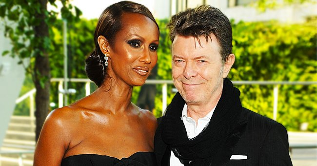 Iman Shares a Touching Tribute to Her Late Husband David Bowie in Honor of His 74th Birthday