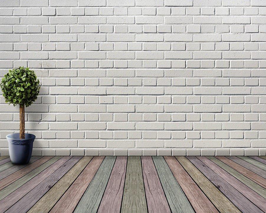 Mur blanc. | Photo : Pixabay