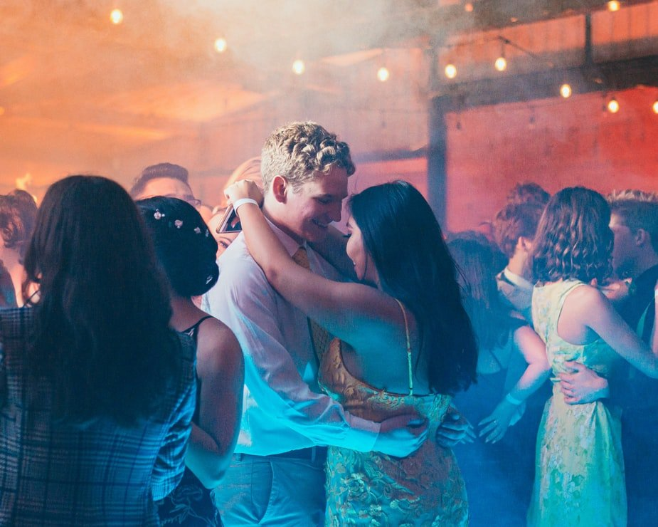 Dancing at the prom   Source: Unsplash