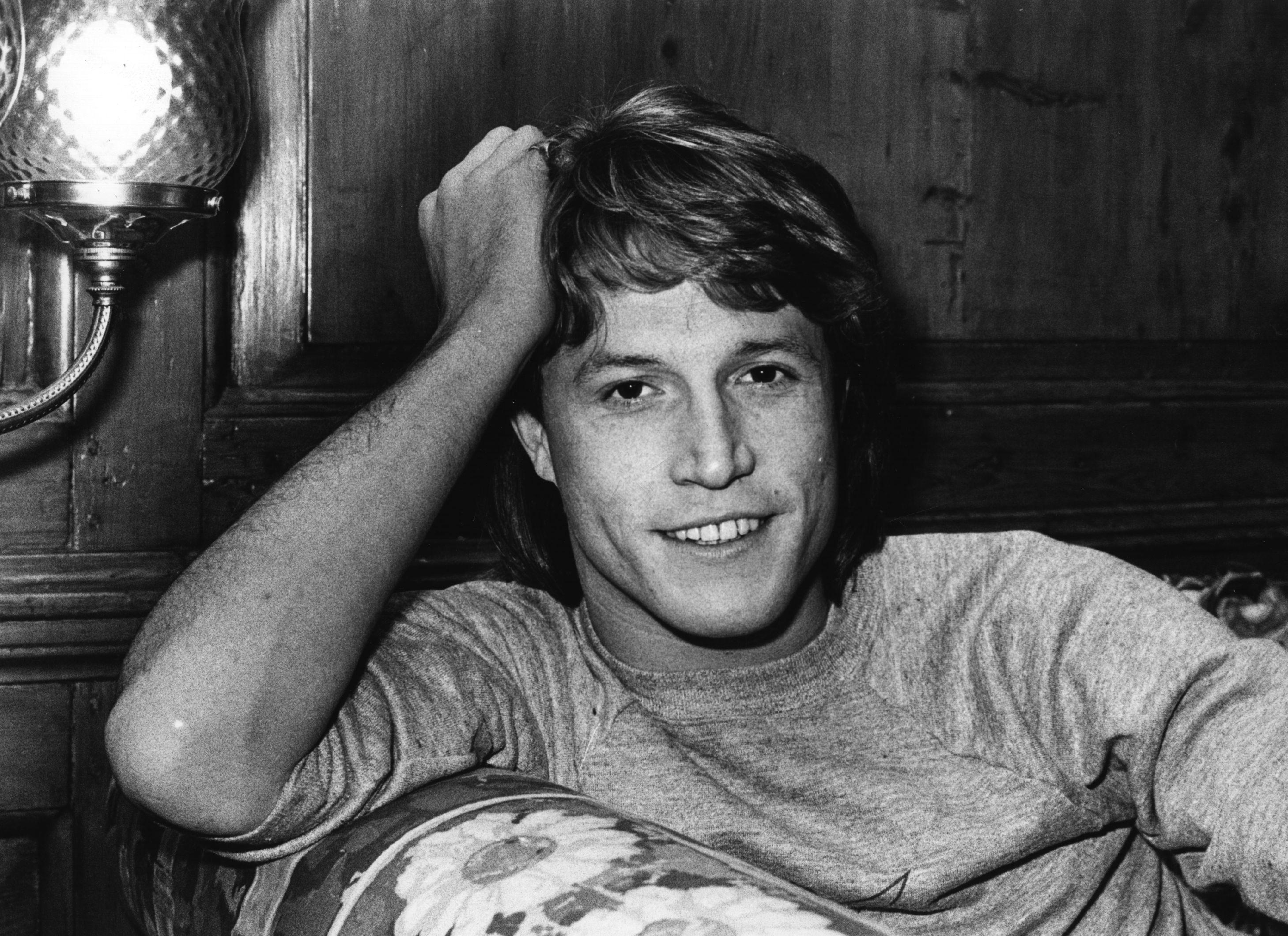 Andy Gibb, 27. Februar 1980. | Quelle: Getty Images