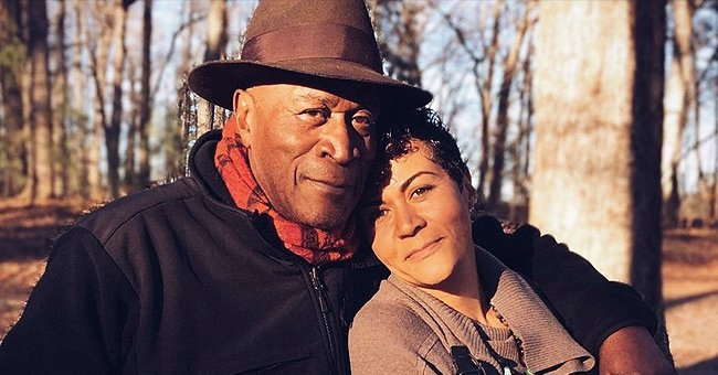 John Amos' 2 Kids & Granddaughter Bear Strong Resemblance to Him in Never-Seen-before Family Photos