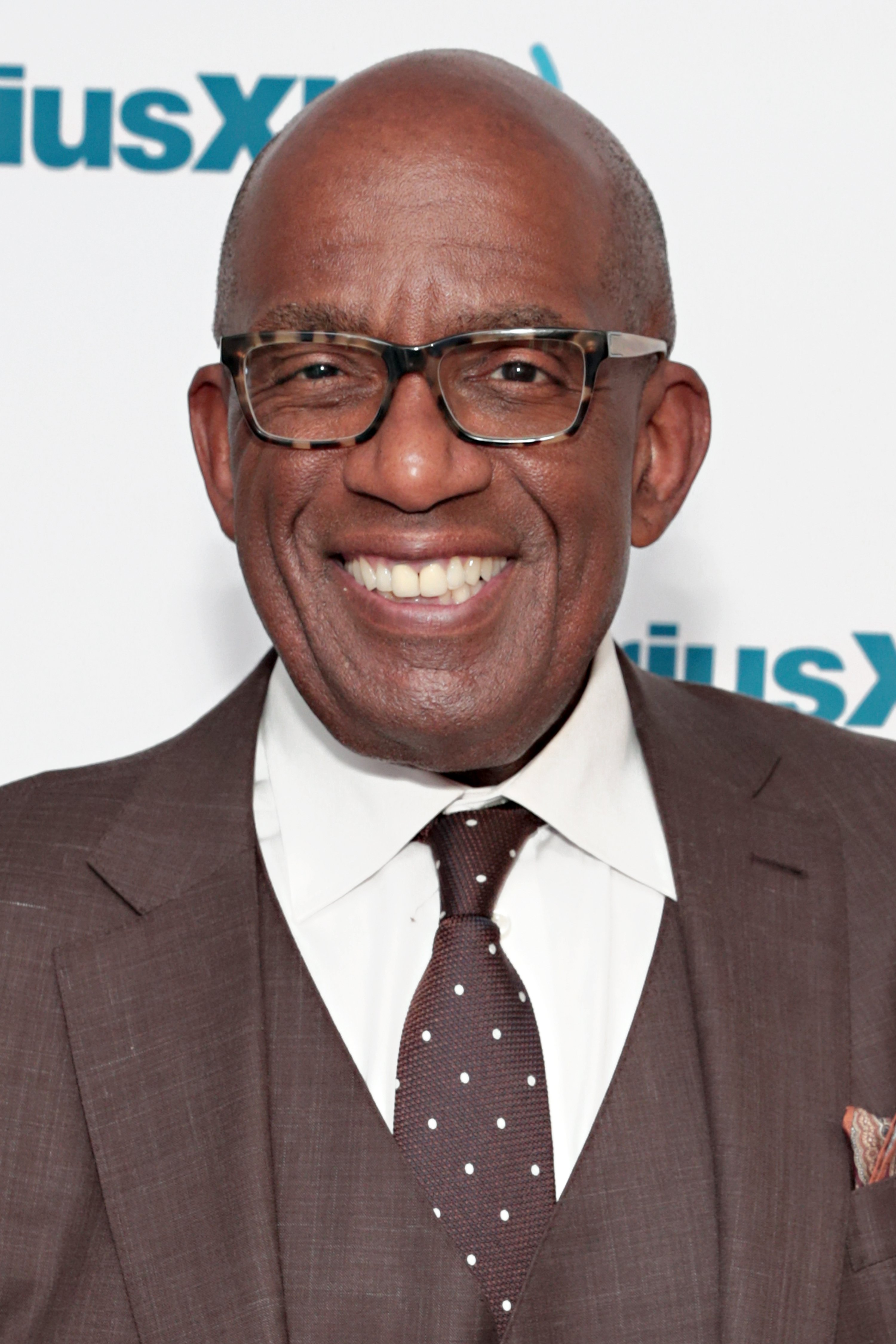 Al Roker visiting the SiriusXM Studios in May 2018. | Photo: Getty Images