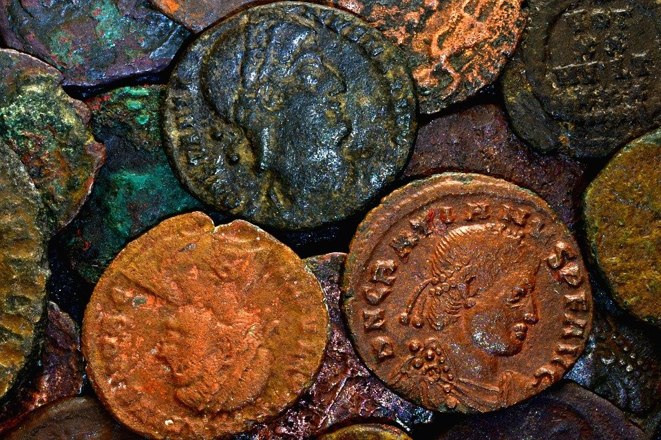 Steven found a handful of ancient coins   Source: Pixabay
