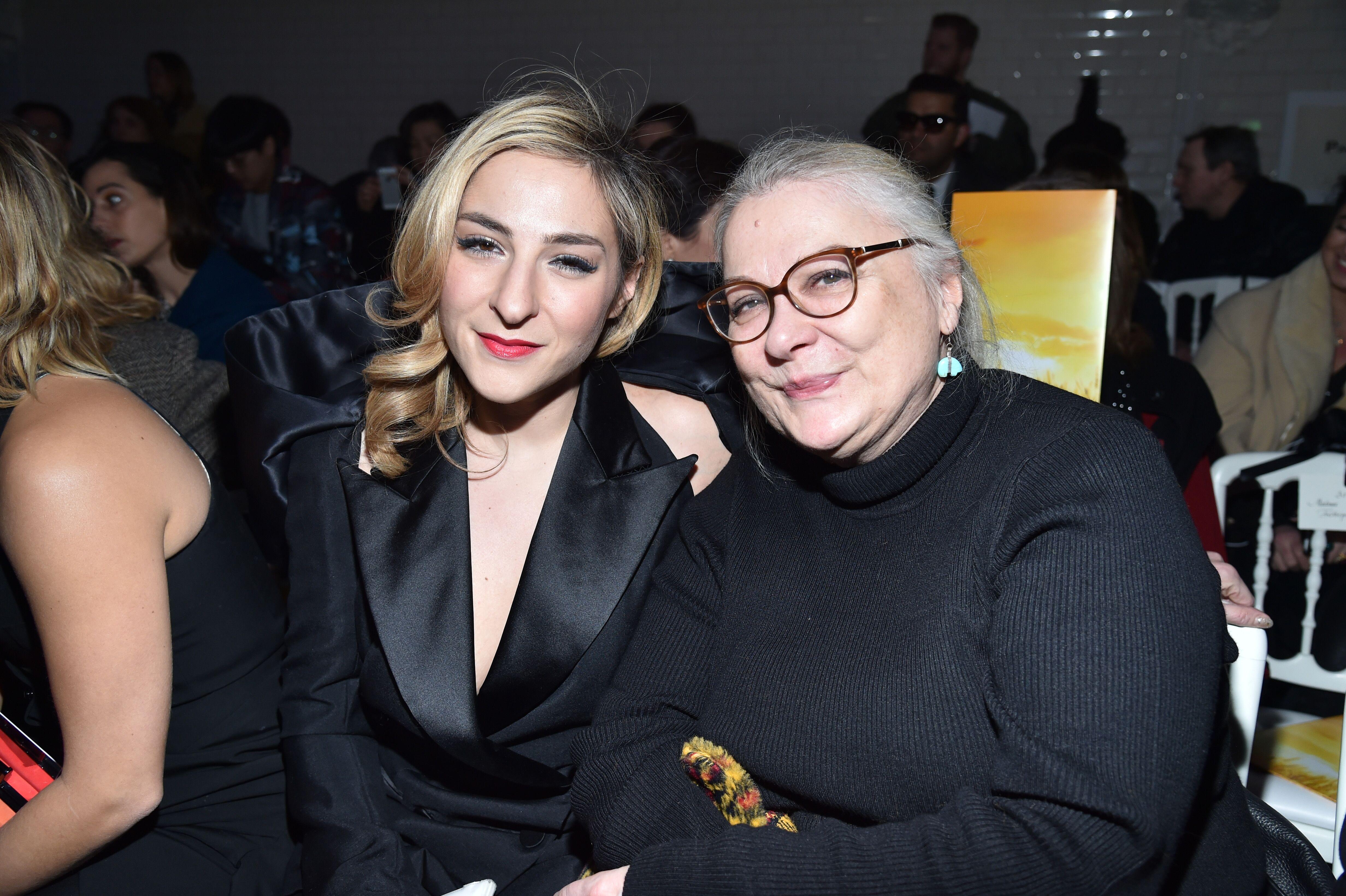 Marilou Berry et sa mère Josiane Balasko. l Source : Getty Images