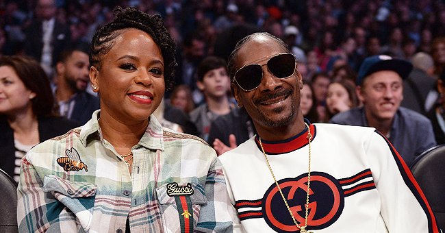 Fans Praise Snoop Dogg's Wife Shante Broadus for Looking Beautiful While Dancing in a New Video