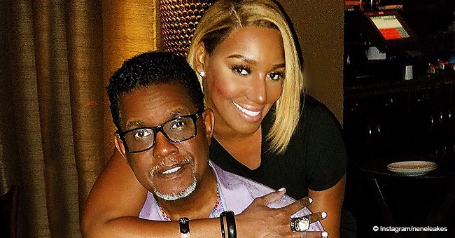 NeNe Leakes hugs husband Gregg in new picture, claps back at critics saying that she's selfish