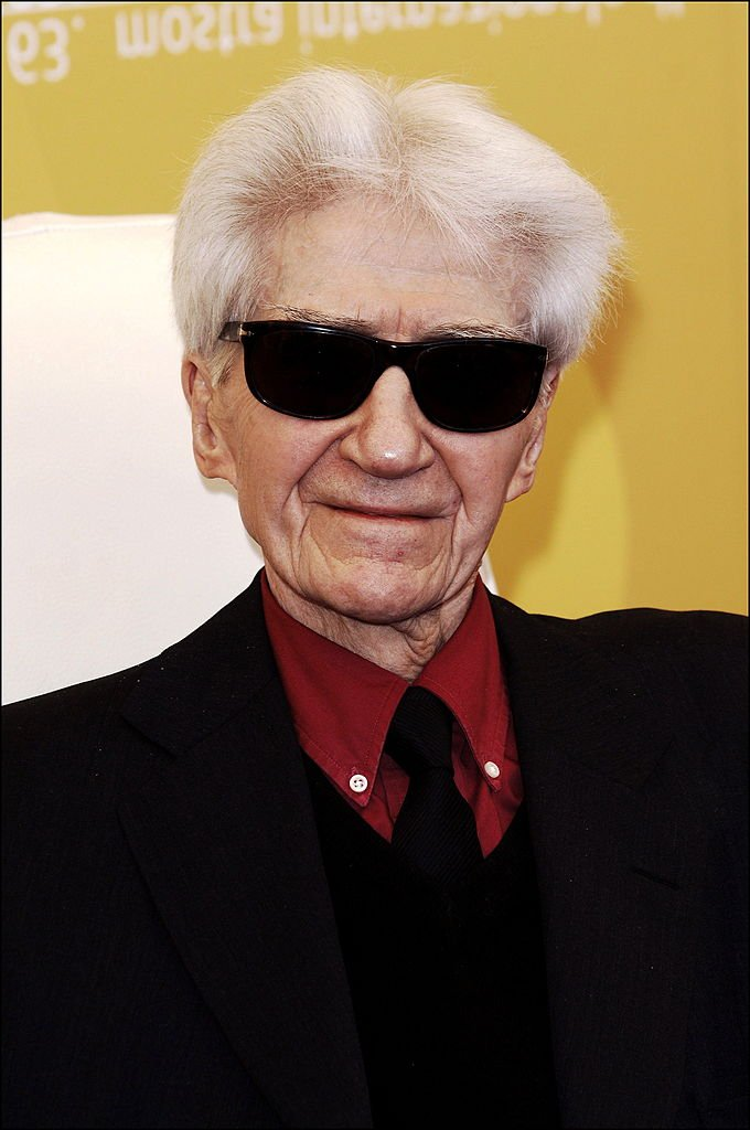 Le réalisateur Alain Resnais | Photo : Getty Images