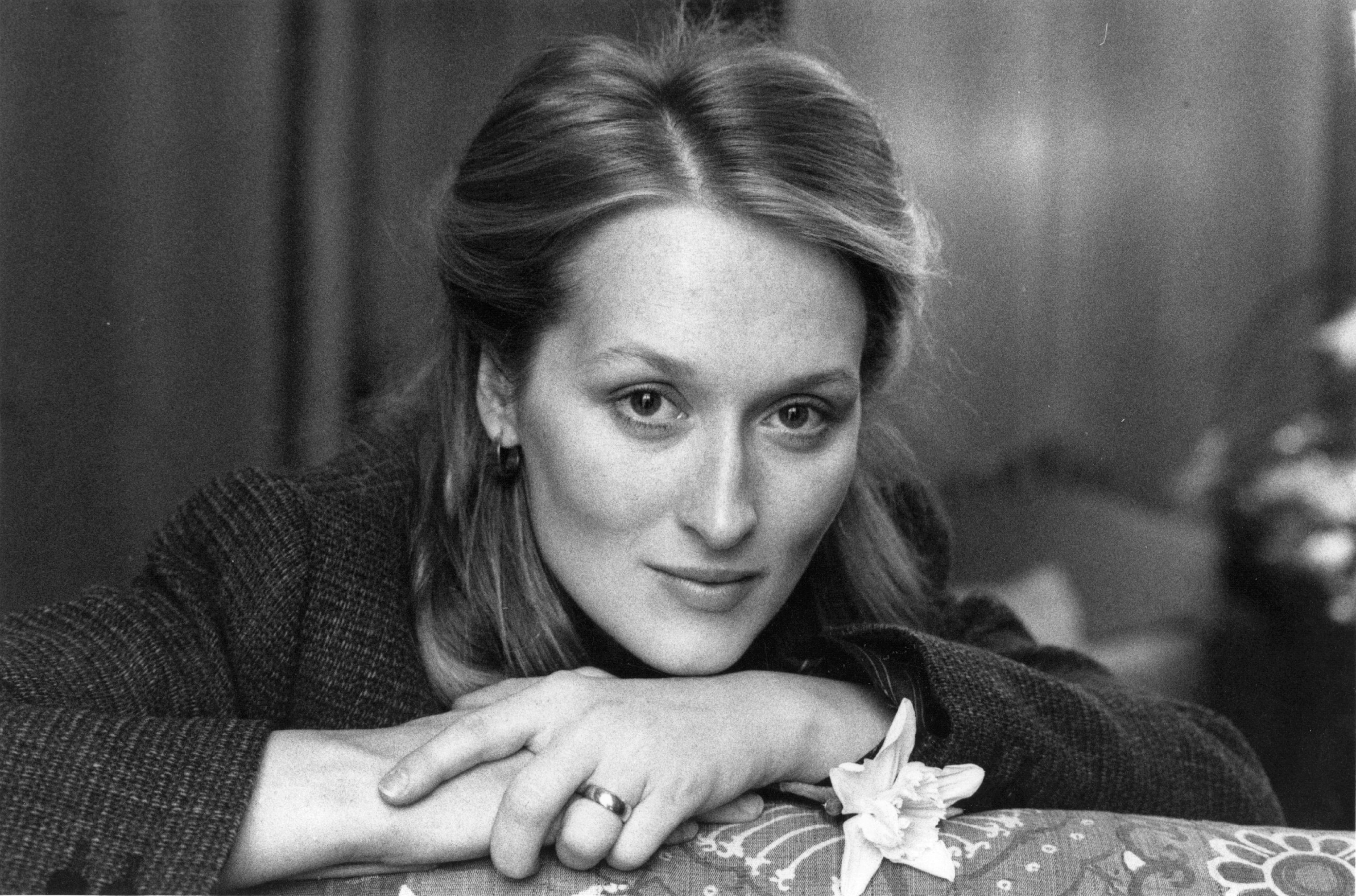 Actress Meryl Streep in the 1970s | Source: Getty Images