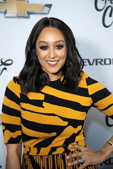 Tia Mowry at the 4th Annual Create & Cultivate 100 list.| Photo:Getty Images