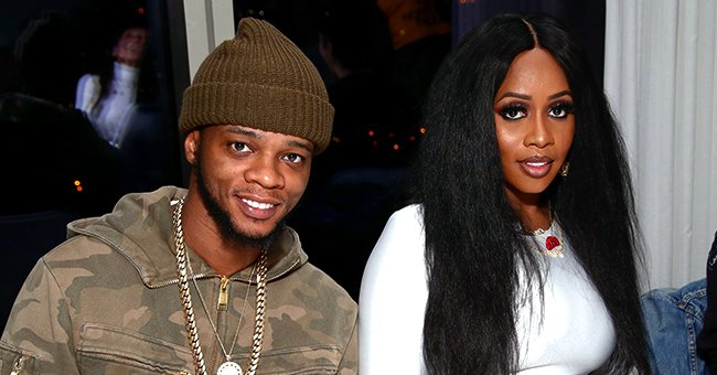 Remy Ma & Papoose's Daughter Melts Hearts Posing in a Cheetah-Print Swimsuit & Ponytails
