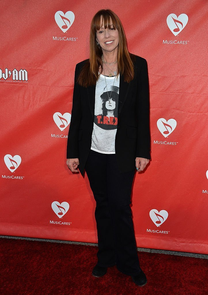Mackenzie Phillips attends the 10th annual MusiCares MAP Fund Benefit Concert at Club Nokia. | Source: Getty Images