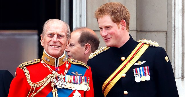 Us Weekly: Prince Philip Was Extremely Fond of His Grandson Prince Harry despite Royal Tensions