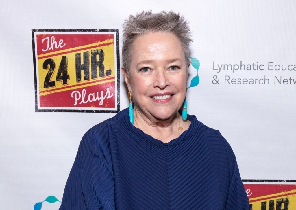 Kathy Bates attends The 24 Hour Plays Broadway Gala at Laura Pels Theatre at the Harold & Miriam Steinberg Center for on November 18, 2019. | Photo: Getty Images