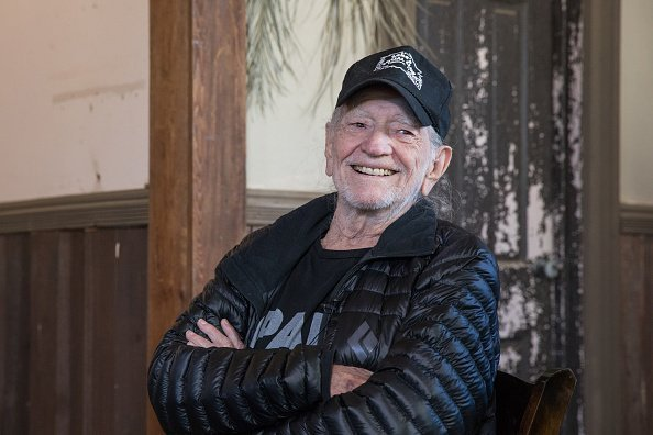 Willie Nelson during a taping for SiriusXM's Willie's Roadhouse Channel at Luck Ranch on April 13, 2019, in Spicewood, Texas. | Source: Getty Images.