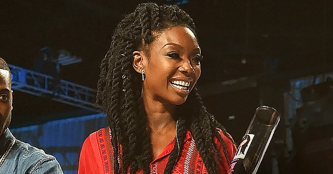 Brandy's Fans Mistake Daughter for Her After Seeing a New Pic of Sy'rai Sitting on a Motorbike