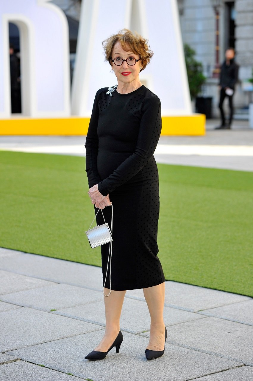 Una Stubbs on June 4, 2014 in London, England | Photo: Getty Images