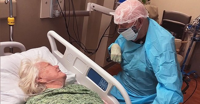 90-Year-Old Man Said One Last Goodbye to His Dying Wife and Died of COVID-19 Weeks Later – Inside Their Story