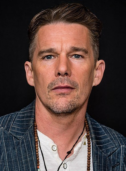 Ethan Hawke, 2018. | Source: Wikimedia Commons