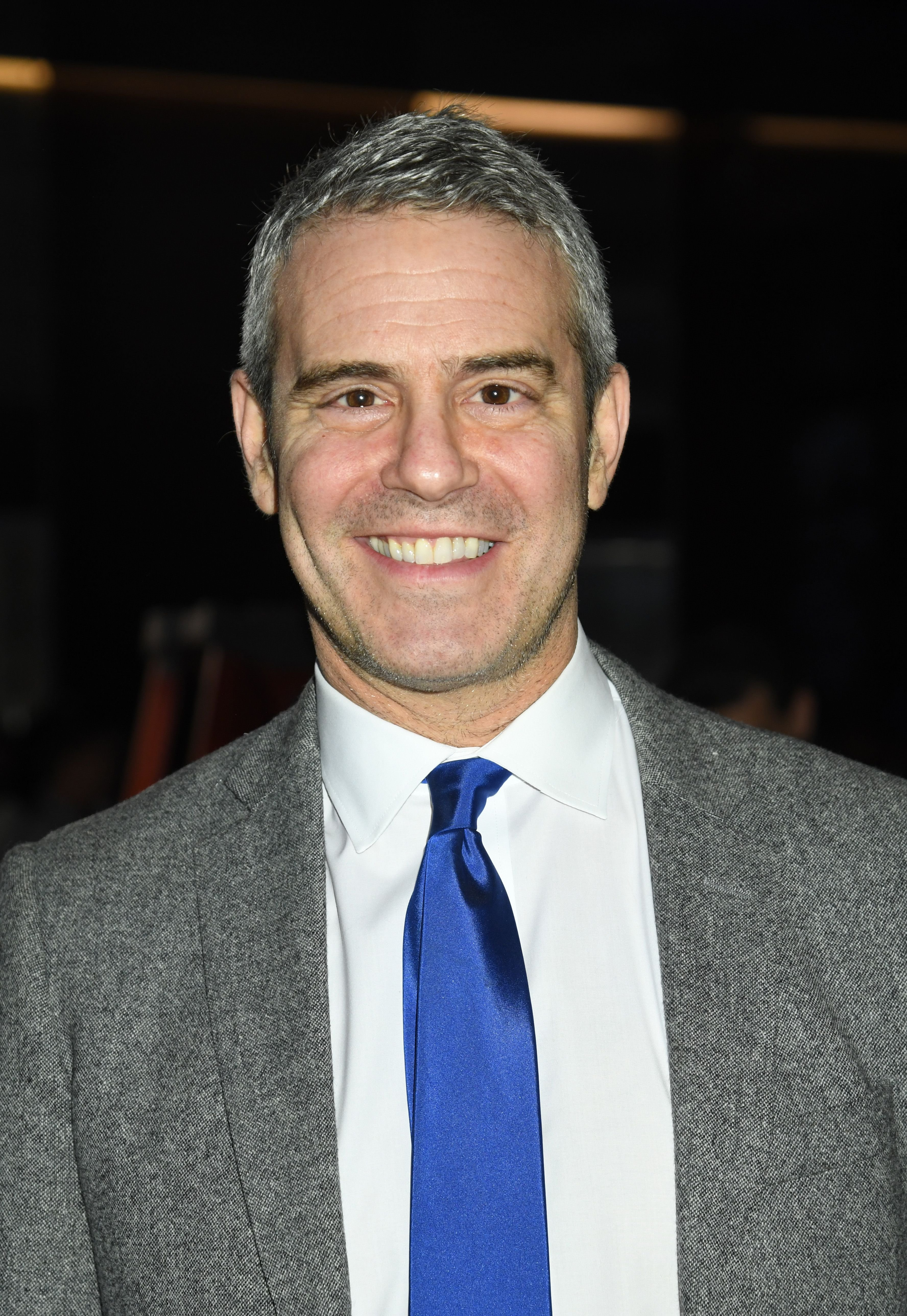 Andy Cohen at the Watches Of Switzerland Hudson Yards opening on March 14, 2019 at Hudson Yards in New York City | Photo: Getty Images