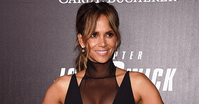 Halle Berry Gets Real about Having a Baby after 40
