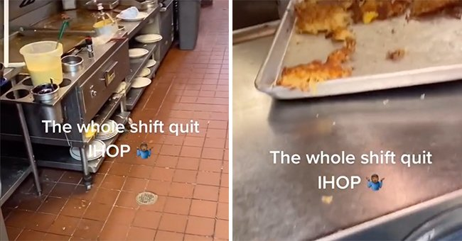 Customer Answers Phone at IHOP after All the Workers Reportedly Quit Mid-shift