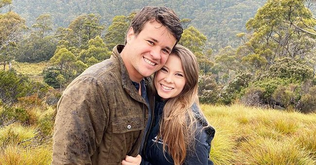 Bindi Irwin's Husband Chandler Powell Shares a Snap of Baby Grace Meeting a Koala for the First Time