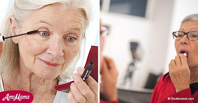 10 choses qui ne devraient jamais être utilisées dans un maquillage après 40 ans