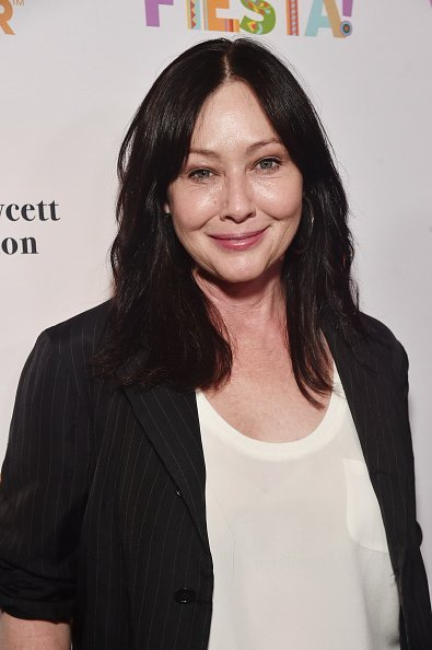 Shannen Doherty attended the Farrah Fawcett Foundation's Tex-Mex Fiesta on September 06, 2019 in Los Angeles, California. | Photo: Getty Images