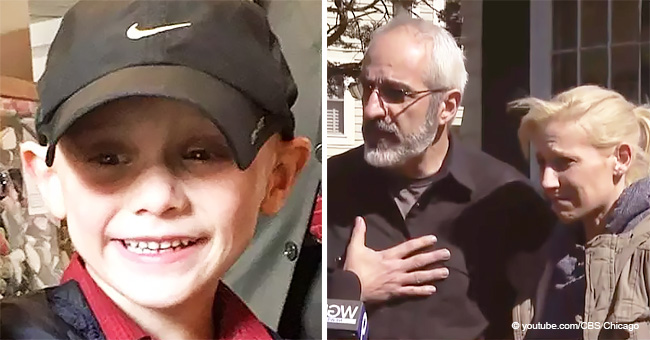 Police Release Father's 911 Call for 5-Year-Old Son Who Went Missing from Home