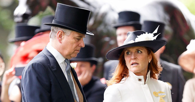 Here's the Scandalous Story That Reportedly Ruined Sarah Ferguson's Marriage with Prince Andrew