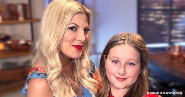 Tori Spelling Faces Backlash Over Recent Photo of Her 'Overweight' Kids