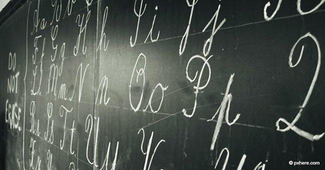 Cursive writing | Photo: Pxhere