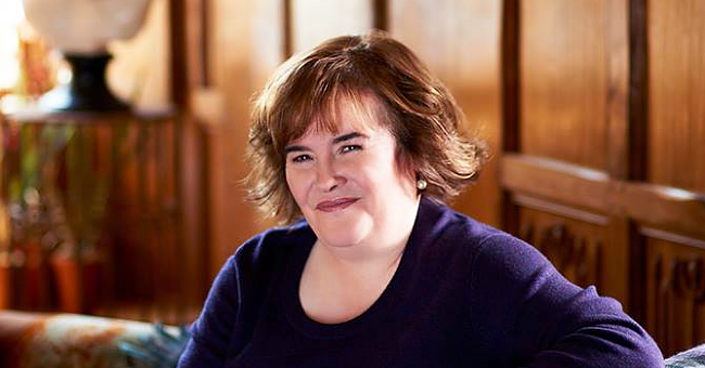 Susan Boyle Reveals Her Thoughts about Becoming a Foster Mom