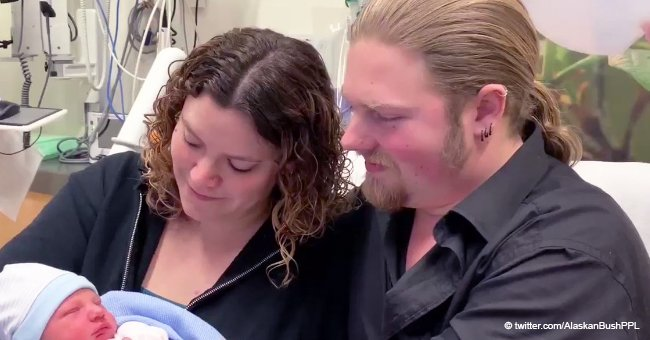 'Alaskan Bush People' Noah Brown and Wife Welcome First Child, and He Looks like a Little Angel